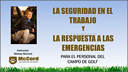 Workplace Safety and Emergency Response - Spanish